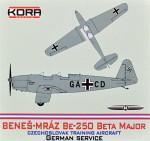 1-72-Be-250-Beta-Major-German-Service