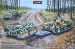 1-35-28cm-Sturmmorser-38-and-Munitionwagen-Katzchen-38