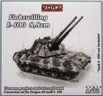 1-72-Flakzwilling-E-100-88cm-Conv-Set-DRAG