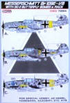 1-72-Bf-109E-1-B-w-SD-2-Butterfly-bombs-and-rack