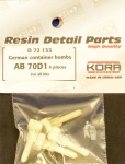 1-72-German-container-bombs-AB-70D1-4-pcs-