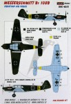 1-48-Decals-Messers-Bf-108B-Croatian-Air-Force
