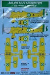-72-Decals-Miles-M-14-Magister-Egyptian-Service