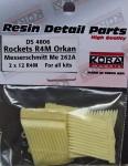 1-48-Rockets-R4M-Orkan-Me-262A-2x-12-pcs-