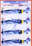 1-144-Decals-Bf-109G-6-Slovak-Air-Force