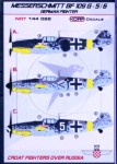 1-144-Bf-109G-5-6-Croat-Fighters-o-Russia