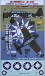 1-72-Decals-Mitsubishi-Ki-30-Ann-Chinese-Nation-AF