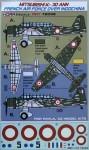 1-72-Decals-Mitsubishi-Ki-30-Ann-Fr-AF-Indochina