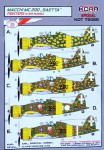1-72-Decals-MC-200-SAETTA-Fighters-over-Russia