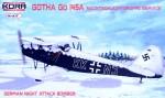 1-72-Gotha-Go-145A-Nachtschlachtgruppe-Service