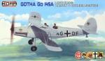 1-72-Gotha-Go-145A-Luftwaffe-Service-5x-camo