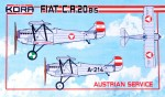 1-72-Fiat-C-R-20-bis-Austrian-Service-5x-camo