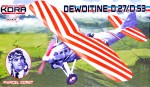 1-72-Dewoitine-D-27-D-53-Marcel-Doret