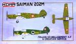 1-72-Saiman-202M-Italian-Co-Bellig-AF-and-Croatia-S-