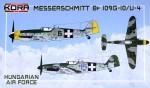 1-72-Bf-109G-10-U-4-Hungarian-A-F-4x-camo