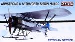 1-72-A-and-W-SISKIN-Mk-IIIDC-Estonian-Serv-3x-camo