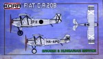 1-72-Fiat-C-R-20B-Spanish-and-Hungarian-Service