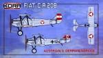 1-72-Fiat-C-R-20B-Austrian-and-German-Service