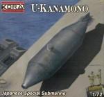 1-72-Japanese-Submarine-U-KANAMONO