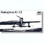 1-72-Nakajima-Ki-12-Prototype-Fighter-Resin-Kit