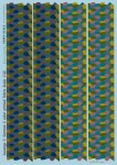 1-48-Lozenge-C-German-5-color-printed-fabric