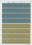 1-72-Lozenge-B-German-four-color-printed-fabric-
