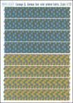 1-72-Lozenge-B-German-four-color-printed-fabric-