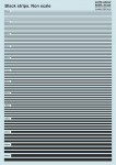Black-strips-Non-scale-Non-scale-cerne-pruhy-02-30mm