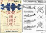 RARE-1-72-F-82-Twin-Mustang