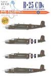 1-72-Rare-Dutch-flown-320-RAF-Squadron-Mitchell-B-25-C-Ds