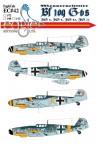 1-72-Messerschmitt-Bf-109-G-6s-JG-3-JG-5-JG-52-JG-77