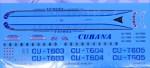 1-144-Decals-Vickers-Viscount-700-Cubana-EAEX