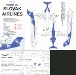 1-144-Fokker-100-Slovak-Airlines-designed-to-be-used-with-Revell-kits
