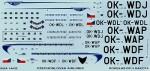 1-144-Douglas-DC-3-C-47-Dakota-CZECHOSLOVAK-Airlines-OK-WDJ-WDL-WAP-WDF