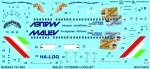 1-144-Decals-Boeing-737-600-Malev-Citibank-SKYL