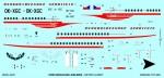 1-144-Decals-Boeing-737-500-CSA-Retro-Red-SKY