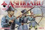 1-72-Ashigaru-Archers-and-Arquebusiers