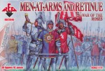 1-72-Men-at-Arms-and-Retinue-War-of-the-Roses-1