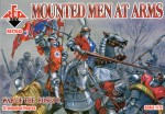 1-72-Mounted-Men-at-Arms-War-of-the-Roses-6