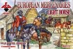 1-72-European-mercenaries-light-horse-War-of-the-Roses-9