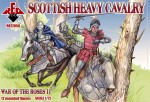1-72-Scottish-heavy-cavalry-War-of-the-Roses-11