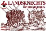 1-72-Landsknechts-Sword-Arquebus-16th-century