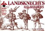 1-72-Landsknechts-Halberdiers-16th-century