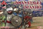 1-72-Osman-Eyalet-Infantry-16-17-century