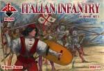 1-72-Italian-Infantry-16th-century-set-1