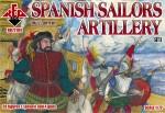1-72-Spanish-Sailors-Artillery-16-17th-century