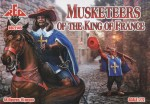 1-72-Musketeers-of-the-King-of-France