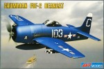 1-72-Grumman-F8F-2-BEARCAT-USAF-carrier-based-fighter