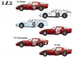 1-24-Alfa-Romeo-TZ-2-1967-Monza-Nurburgring-Spa