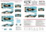 1-24-Porsche-917K-1971-Ver-B-Sarth-24h-2nd-19-John-Wyer-Automotive-Engineering